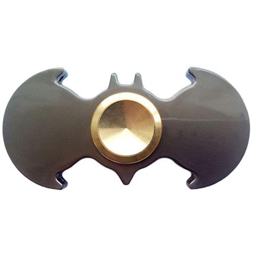 Спиннер EDC Superhero Series Бэтмен SP4571Игрушки-антистресс<br>Спиннеры от EDC крутятся невероятно долго!<br><br>Цвет товара: Чёрный<br>Материал: Алюминий