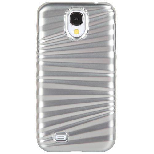 Чехол X-Doria Engage Form для Samsung Galaxy S4 серебристыйЧехлы для Samsung Galaxy S4<br>X-Doria Engage Form - прочный и стильный чехол для Samsung Galaxy S4.<br><br>Цвет товара: Серебристый<br>Материал: Поликарбонат