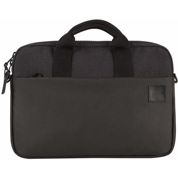Сумка Incase Compass для MacBook 13 чёрнаяСумки для ноутбуков<br>Incase Compass легко защитит ваш ноутбук и прослужит очень долго.<br><br>Цвет товара: Чёрный<br>Материал: Полиэстер