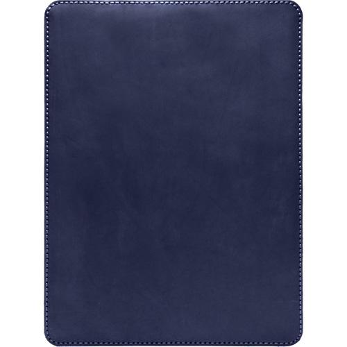 Кожаный чехол An1 Leather Classic Sleeve для MacBook Pro 13 Retina СинийMacBook<br>An1 Leather Classic Sleeve, сделанный с любовью, защитит ваш ноутбук от царапин и потертостей!<br><br>Цвет: Синий<br>Материал: Натуральная кожа