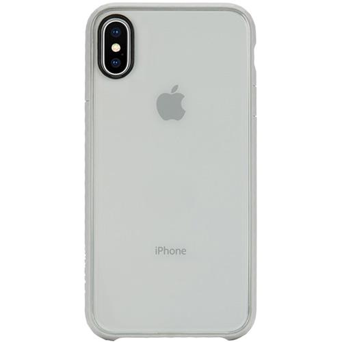 Чехол Incase Pop Case для iPhone X прозрачный/серыйЧехлы для iPhone X<br>Incase Pop Case — один из самых тонких, надёжных и привлекательных чехлов для вашего любимого iPhone X!<br><br>Цвет товара: Серый<br>Материал: Поликарбонат, термопластичный полиуретан