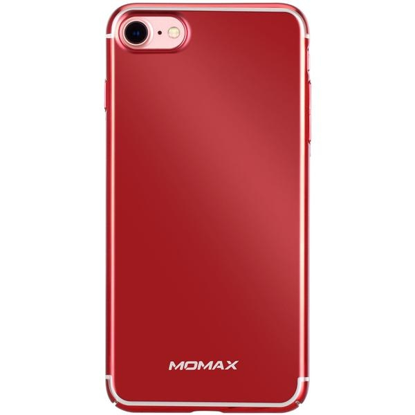Чехол Momax Metallic Case для iPhone 7 красный
