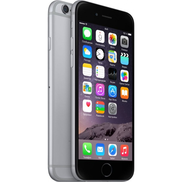 Apple iPhone 6 - 32 Гб серый космосApple iPhone 6/6s/Plus<br>Apple iPhone 6 - лучший смартфон 2014 года.<br><br>Цвет товара: Серый космос<br>Материал: Металл<br>Модификация: 32 Гб