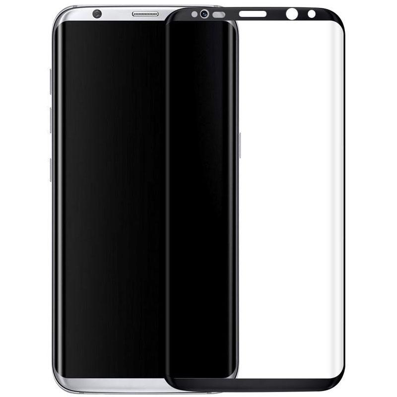 Защитное стекло DODO 3D Full Cover Nano Glass для Samsung Galaxy S8 белоеСтекла/Пленки на смартфоны<br>DODO 3D Full Cover Nano Glass даёт возможность существенно продлить срок службы смартфона.<br><br>Цвет товара: Белый<br>Материал: Стекло