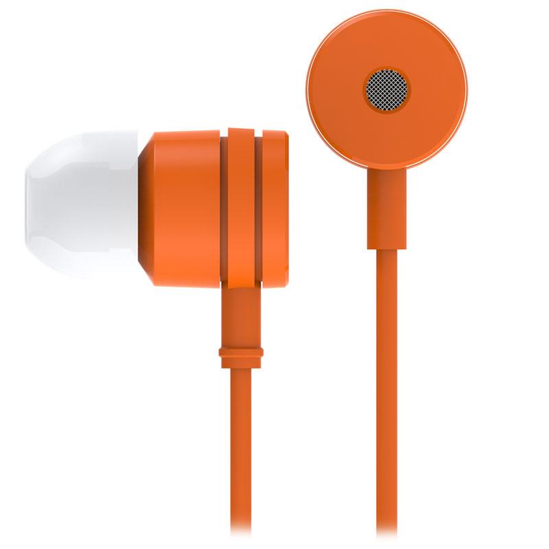 Наушники Xiaomi Basic RM 25 оранжевыеВнутриканальные наушники<br>Xiaomi Basic RM 25 - это великолепное звучание, высокий уровень комфорта и стильный внешний вид!<br><br>Цвет товара: Оранжевый<br>Материал: Пластик, силикон