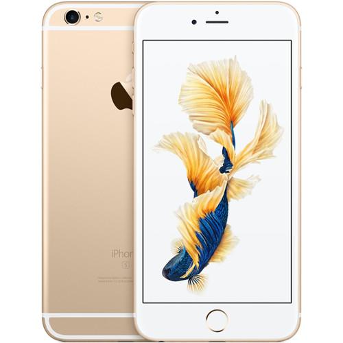 Apple iPhone 6s Plus - 128 Гб золотойApple iPhone 6/6s/Plus<br>Apple iPhone 6s — это инновации на всех уровнях.<br><br>Цвет товара: Золотой<br>Материал: Металл<br>Модификация: 128 Гб
