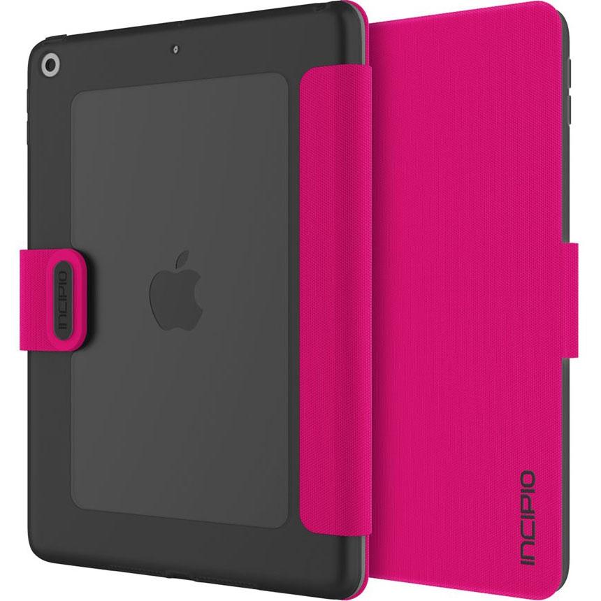 Чехол Incipio Clarion для iPad (2017) розовыйЧехлы для iPad 9.7 (2017)<br>Incipio Clarion — отличная пара для вашего планшета!<br><br>Цвет товара: Розовый<br>Материал: Полиуретан, пластик