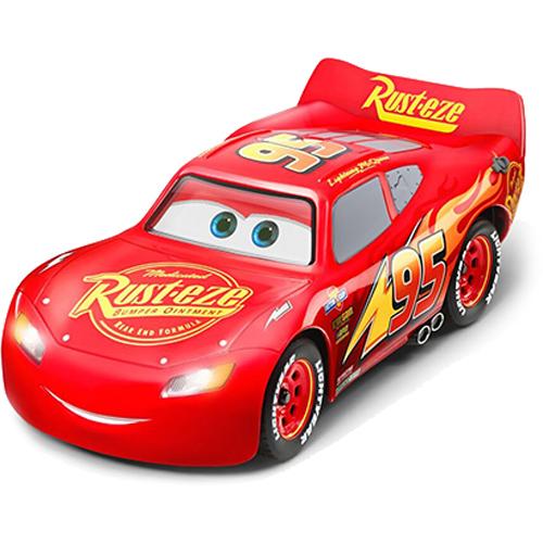Игрушечная машинка Sphero McQueenРоботы<br>Игрушечная машинка Sphero McQueen — это самая реалистичная и многофункциональная модель игрушечной гоночной машины от компании Sphero.<br><br>Цвет товара: Красный<br>Материал: Пластик