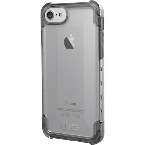 Чехол UAG PLYO Series Case для iPhone 8/7/6 прозрачныйЧехлы для iPhone X<br>Чехлы от компании Urban Armor Gear обеспечивают максимальную защиту вашему смартфону, при этом сохраняя удобство и доступ ко всем его функциям.<br><br>Цвет товара: Прозрачный<br>Материал: Поликарбонат, термопластичный полиуретан