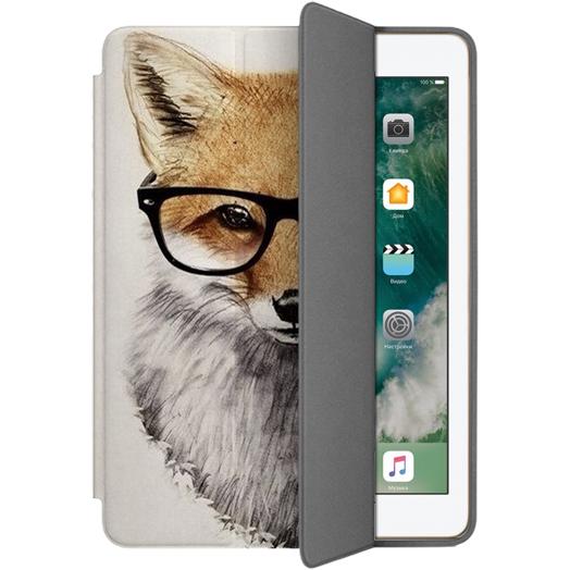 Чехол Muse Smart Case для iPad 9.7 (2017) ЛисаЧехлы для iPad 9.7 (2017)<br>Чехлы Muse — это индивидуальность, насыщенность красок, ультрасовременные принты и надёжность.<br><br>Цвет: Бежевый<br>Материал: Поликарбонат, полиуретановая кожа