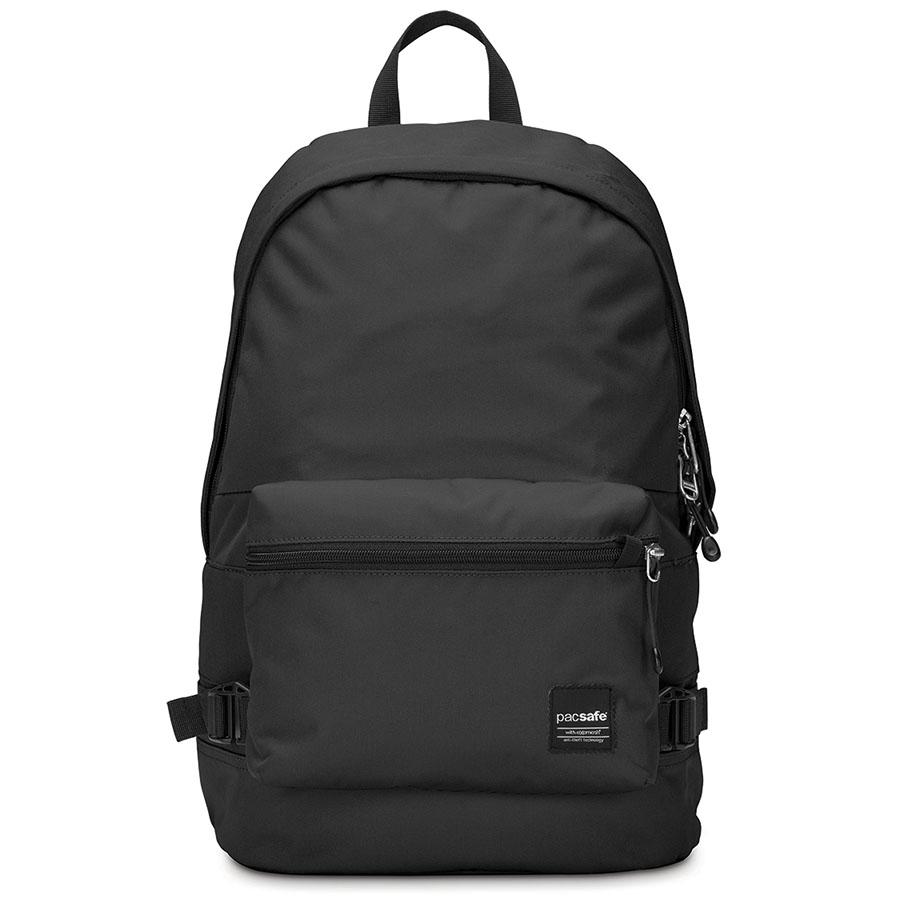 Рюкзак Pacsafe Slingsafe LX400 чёрныйРюкзаки<br>Рюкзак Pacsafe Slingsafe LX400 обеспечит максимальную защиту для ваших вещей!<br><br>Цвет товара: Чёрный<br>Материал: Текстиль, нержавеющая сталь, пластик