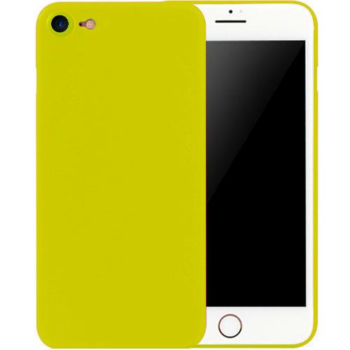 Чехол Memumi Ultra Slim 0.3 для iPhone 8 жёлтыйЧехлы для iPhone 8<br>Один из самых тонких, надёжных и привлекательных чехлов для вашего любимого смартфона!<br><br>Цвет: Жёлтый<br>Материал: Пластик