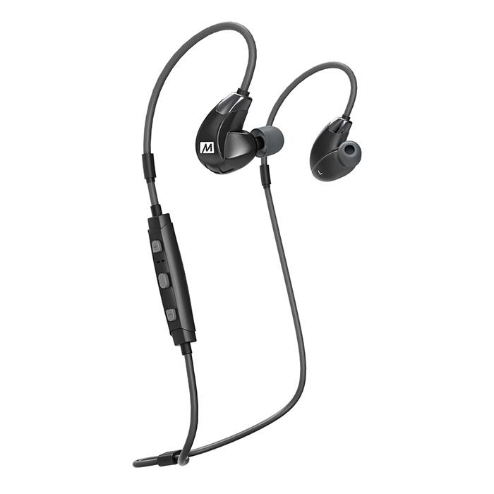 Беспроводные наушники MEE Audio X7 Plus (EP-X7Plus-BK-MEE) чёрныеВнутриканальные наушники<br>MEE Audio X7 Plus позволят вам погрузиться в мир любимой музыки!<br><br>Цвет товара: Чёрный<br>Материал: Пластик, силикон