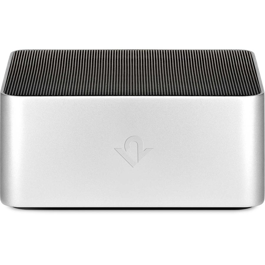 Портативный сабвуфер Twelve South BassJump 2 для MacOS серебристыйКолонки и акустика<br>BassJump 2 позволит вам насладиться по-настоящему качественным звуком!<br><br>Цвет: Серебристый<br>Материал: Алюминий, пластик, резина