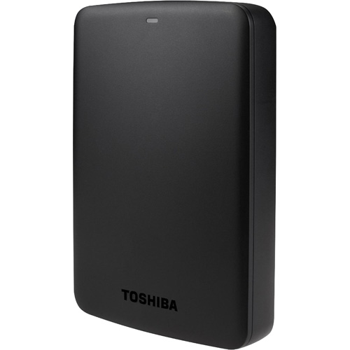 Внешний жёсткий диск Toshiba Canvio Basics 2Tб чёрныйВнешние накопители<br>На внешнем жёстком диске Canvio Basics вы сможете хранить до 2 Тб данных, быстро загрузив их на накопитель при помощи сверхскоростного интерфейса...<br><br>Цвет товара: Чёрный<br>Материал: Пластик<br>Модификация: 2 Тб