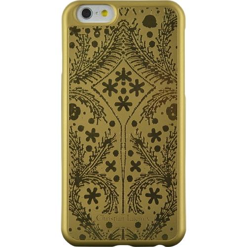 Чехол Christian Lacroix Paseo Folio Hard для iPhone 6/6s золотой
