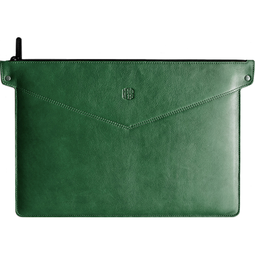 Сумка Handwers Bering для MacBook 13 зелёнаяЧехлы для MacBook Air 13<br>Сумка Handwers Bering для ноутбуков 13 Зеленая<br><br>Цвет товара: Зелёный<br>Материал: Натуральная кожа, войлок