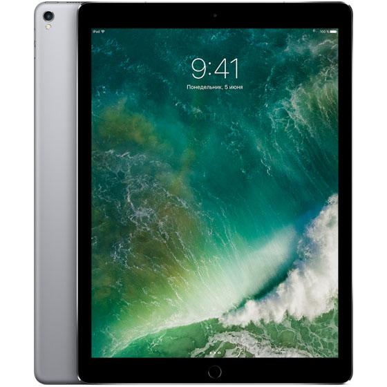 Apple iPad Pro 12.9 (2017) 256 Гб Wi-Fi + Cellular серый космосiPad Pro 12.9 (2017)<br>Новый iPad Pro мощнее множества современных ноутбуков!<br><br>Цвет товара: Серый космос<br>Материал: Металл, пластик<br>Модификация: 256 Гб