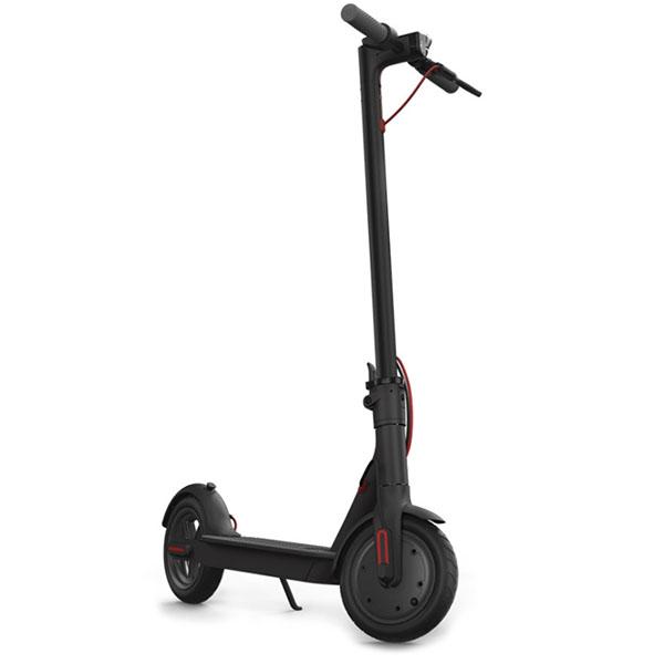 Электросамокат Xiaomi MiJia Smart Electric Scooter чёрныйСамокаты<br>MiJia Smart Electric Scooter - это стильный и мощный электросамокат!<br><br>Цвет товара: Чёрный<br>Материал: Алюминий, пластик
