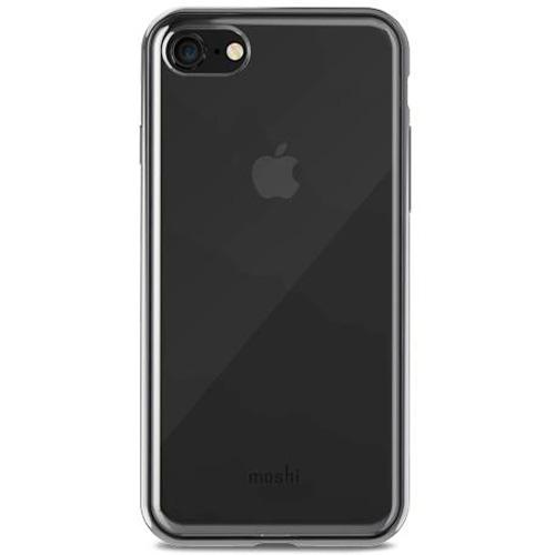 Чехол Moshi Vitros для iPhone 7/8 чёрныйЧехлы для iPhone 7<br>Moshi Vitros — тонкий и элегантный чехол для вашего iPhone.<br><br>Цвет: Чёрный<br>Материал: Поликарбонат, полиуретан