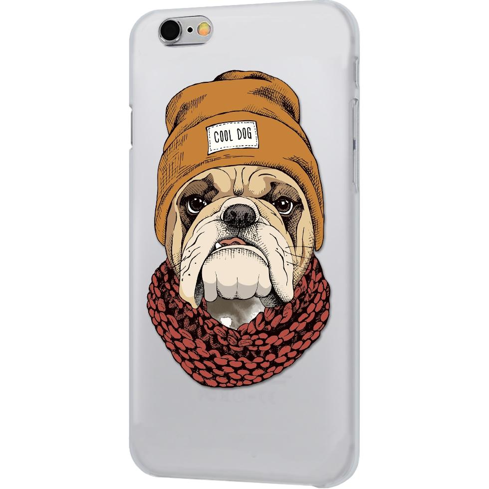 Чехол iPapai для iPhone 7 «Питомцы» (Cool Dog)