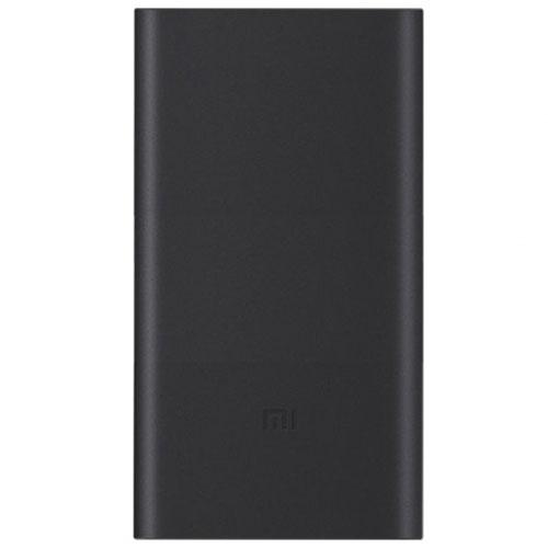 Дополнительный (внешний) аккумулятор Xiaomi Mi Power Bank 2 10000 мАч чёрныйДополнительные и внешние аккумуляторы<br>Xiaomi Mi Power Bank 2 сможет стать Вашим постоянным спутником.<br><br>Цвет товара: Чёрный<br>Материал: Алюминий
