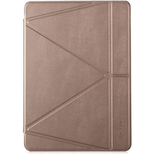 Чехол The Core Smart Case для iPad (2017) золотистый