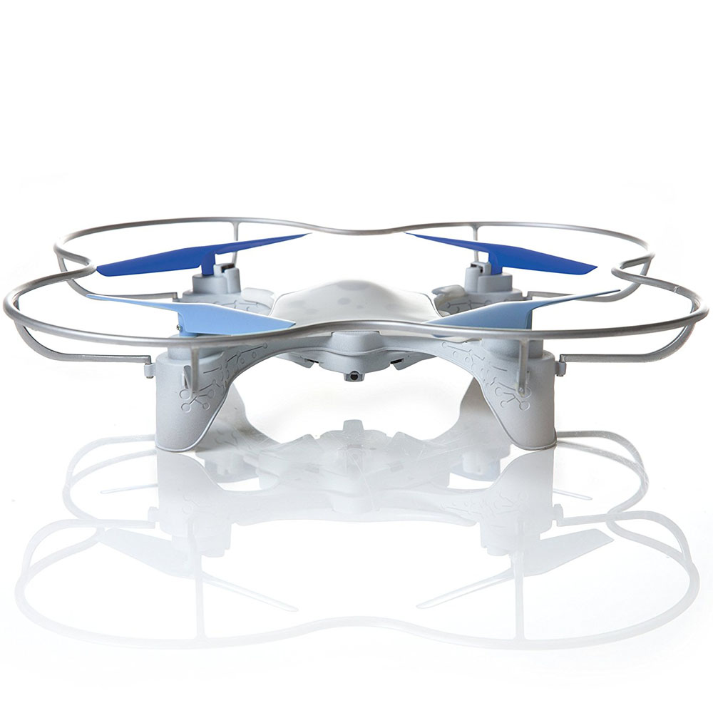 Игровой дрон WowWee LumiКвадрокоптеры домашние<br>WowWee Lumi - лучший игровой дрон для детей и взрослых!<br><br>Цвет товара: Белый<br>Материал: Пластик, металл