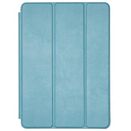 Чехол YablukCase для iPad Air 2 голубойЧехлы для iPad Air<br>YablukCase изготовлены из высококачественных материалов европейского производства.<br><br>Цвет товара: Голубой<br>Материал: Поликарбонат, эко-кожа