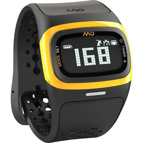 Часы-пульсометр MIO Alpha 2 жёлтыеУмные часы<br>Часы-пульсометр MIO Alpha 2 жёлтые<br><br>Цвет товара: Жёлтый<br>Материал: Пластик<br>Модификация: L