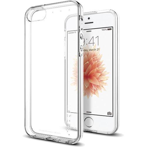 Чехол Spigen Liquid Armor для iPhone SE (SGP-041CS20247)Чехлы для iPhone 5s/SE<br>Чехол Spigen Liquid Armor для iPhone SE прозрачный (SGP-041CS20247)<br><br>Цвет товара: Прозрачный<br>Материал: Силикон