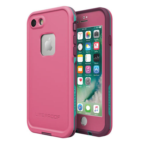 Чехол Lifeproof Fre для iPhone 7 розовый