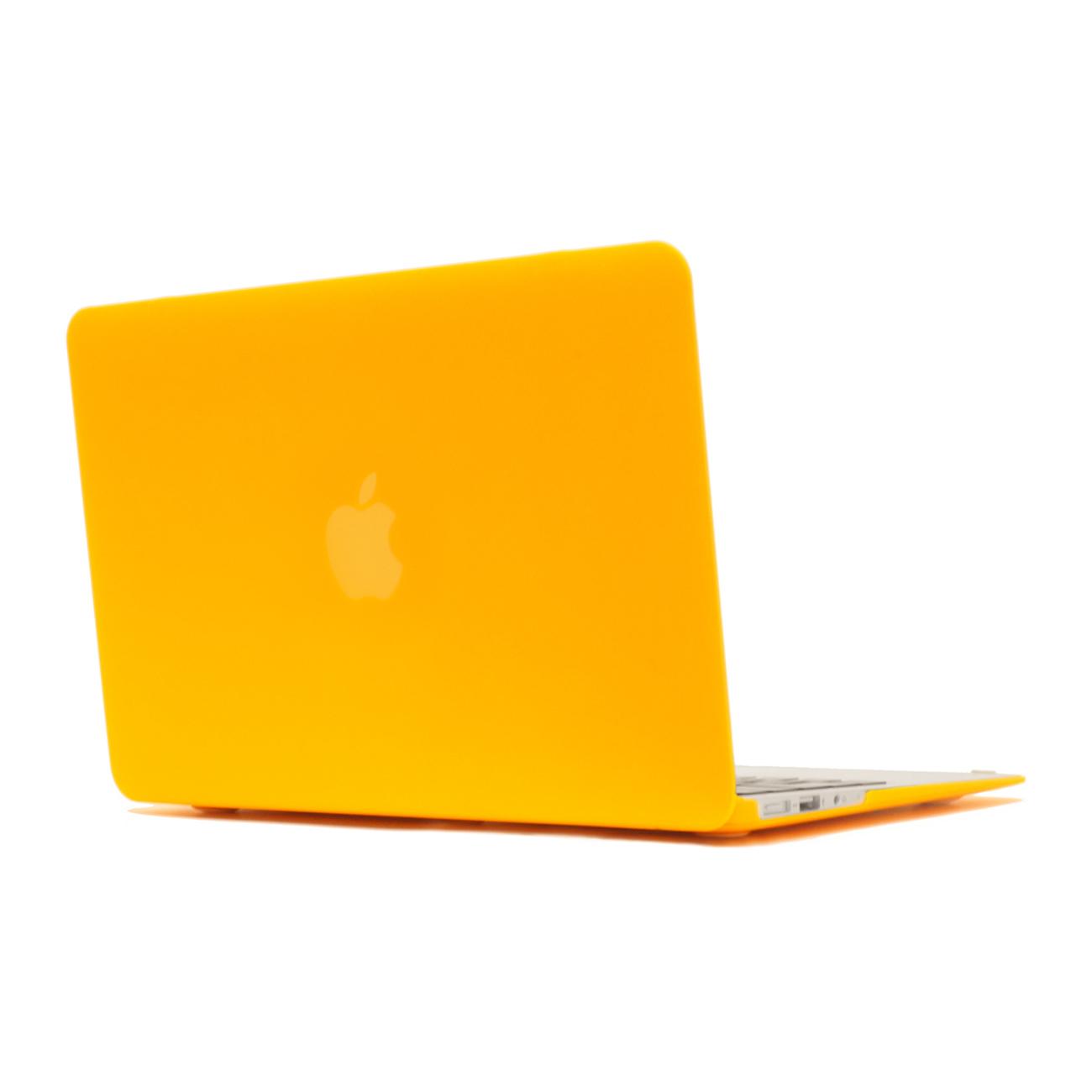 Чехол Crystal Case для MacBook Pro Retina 13 ОранжевыйMacBook<br>Crystal Case — ультратонкая, лёгкая, полупрозрачная защита для вашего лэптопа.<br><br>Цвет: Оранжевый<br>Материал: Поликарбонат