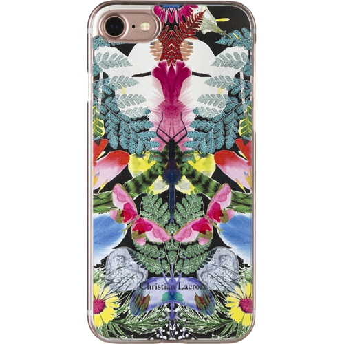 Чехол Christian Lacroix Caribe Hard для iPhone 7 (Айфон 7)Чехлы для iPhone 7<br>Чехол Christian Lacroix Caribe Hard для iPhone 7 (Айфон 7)<br><br>Цвет товара: Разноцветный<br>Материал: Поликарбонат, полиуретан