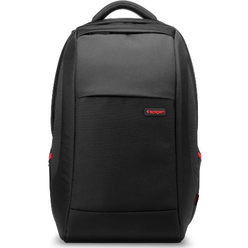 Рюкзак Spigen Klasden 3 для MacBook Pro 15 черныйРюкзаки<br>Рюкзак Klasden 3 для макбука 15 от SGP черный (SGP11360)<br><br>Цвет товара: Чёрный