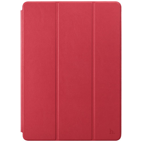 Чехол Hoco Sugar Series для iPad Pro 12.9 красныйЧехлы для iPad Pro 12.9<br>Чехол Hoco Sugar Series для Apple iPad Pro 12.9 - красный<br><br>Цвет товара: Красный<br>Материал: Пластик, полиуретановая кожа