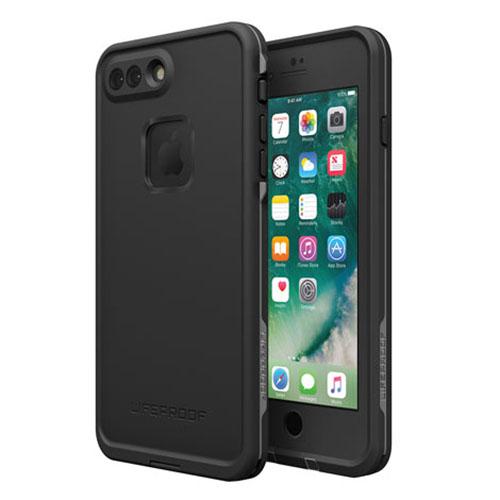 Чехол Lifeproof Fre для iPhone 7 Plus чёрныйЧехлы для iPhone 7/7 Plus<br>Чехол Lifeproof Fre для iPhone 7 Plus чёрный<br><br>Цвет товара: Чёрный<br>Материал: Пластик