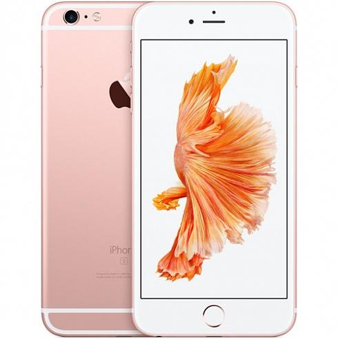 Apple iPhone 6s Plus – 16 Гб розовое золотоApple iPhone 6/6s/Plus<br>Apple iPhone 6s Plus — это инновации на всех уровнях.<br><br>Цвет товара: Розовое золото<br>Материал: Металл<br>Модификация: 16 Гб