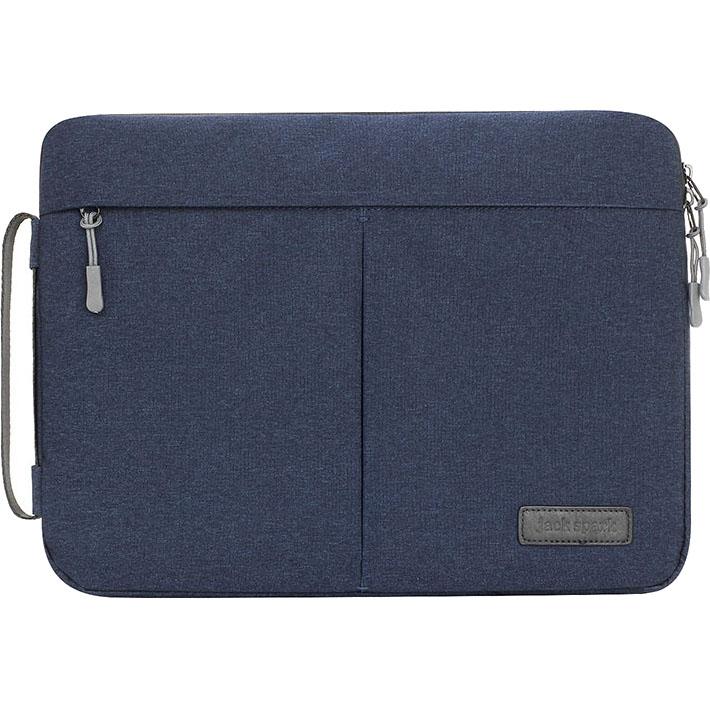 Чехол Jack Spark Tissue Series для MacBook 13 синийЧехлы для MacBook Air 13<br>Jack Spark Tissue Series будет смотреться уместно в любой обстановке.<br><br>Цвет товара: Синий<br>Материал: Полиэстер