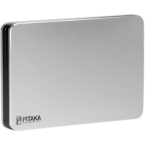 Магнитный кошелёк Pitaka MagWallet Aluminum серебристыйКошельки и портмоне<br>Уникальный магнитный кошелёк из анодированного алюминия, который подойдет для всех случаев повседневной жизни!<br><br>Цвет товара: Серебристый<br>Материал: Алюминий