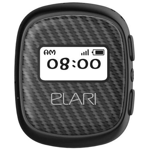 Мобильный GPS-трекер Elari SmartTrackУмные часы и аксессуары<br>Мобильный GPS-трекер Elari SmartTrack карбоновый<br><br>Материал: Пластик, резина