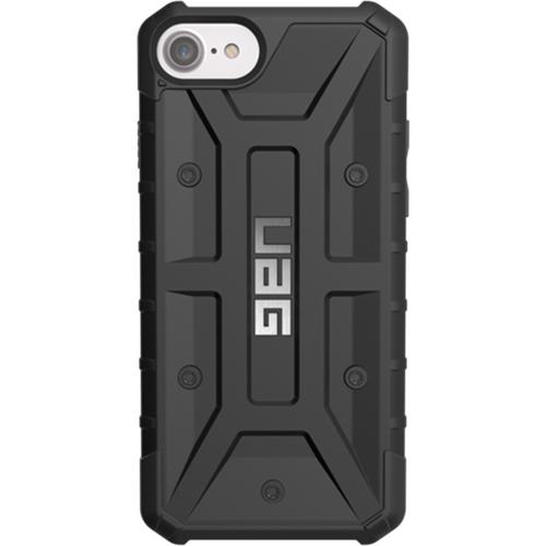 Чехол UAG Pathfinder Series Case для iPhone 6/6s/7 черныйЧехлы для iPhone 7<br>Чехлы от компании Urban Armor Gear разработаны и спроектированы таким образом, чтобы обеспечить максимальную защиту вашему смартфону.<br><br>Цвет товара: Чёрный<br>Материал: Пластик