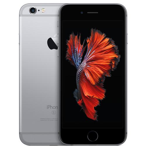 Apple iPhone 6s - 32 Гб серый космосApple iPhone 6/6s/Plus<br>Apple iPhone 6s — это инновации на всех уровнях.<br><br>Цвет товара: Серый космос<br>Материал: Металл<br>Модификация: 32 Гб