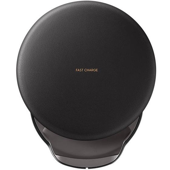 Зарядное устройство Samsung Wireless Charger Convertible чёрное (EP-PG950BBRGRU)Сетевые и беспроводные зарядки<br>Samsung Wireless Charger Convertible — мощное и очень удобное зарядное устройство!<br><br>Цвет: Чёрный<br>Материал: Поликарбонат, силикон