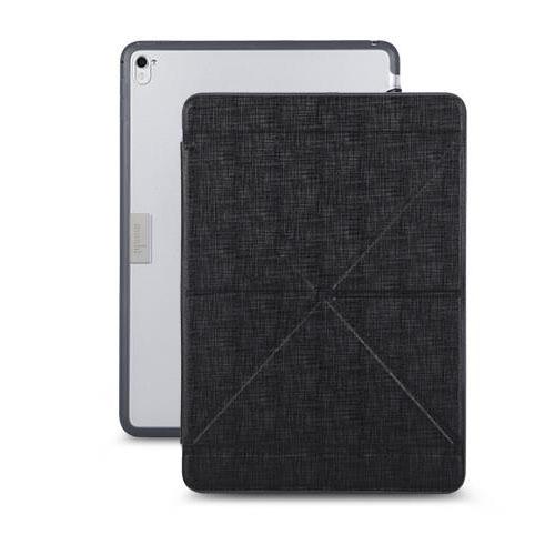 Чехол Moshi VersaCover для iPad Pro 9.7 чёрныйЧехлы для iPad Pro 9.7<br>Moshi VersaCover отлично защищает планшет от негативных воздействий.<br><br>Цвет товара: Чёрный<br>Материал: Пластик, полиуретан