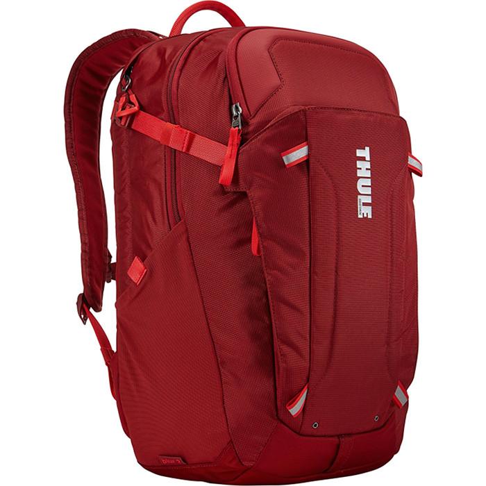 Рюкзак Thule EnRoute Blur 2 (TEBD-217) для MacBook 15 красныйРюкзаки<br>Thule EnRoute Blur 2 с легкостью вместит в себя все необходимые аксессуары.<br><br>Цвет товара: Красный<br>Материал: Нейлон 840 ден, нейлон Mini Ripstop 330 ден