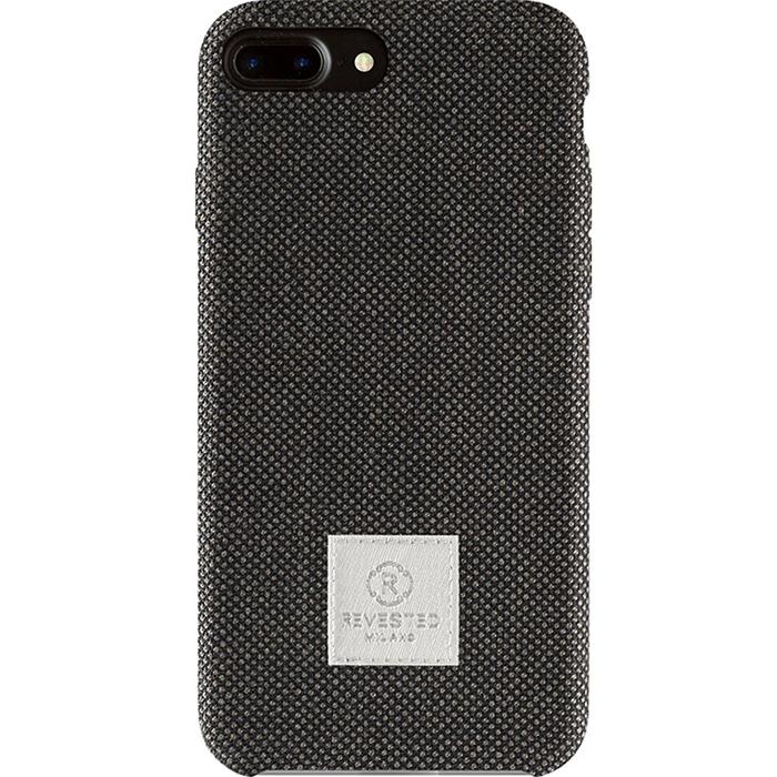 Чехол Revested для iPhone 7 Plus / 8 Plus Timeless Hard Bird's eye чёрныйЧехлы для iPhone 7 Plus<br>Revested Timeless Hard — сочетание стиля и надёжности, которого достоин iPhone!<br><br>Цвет: Чёрный<br>Материал: Шерсть, поликарбонат