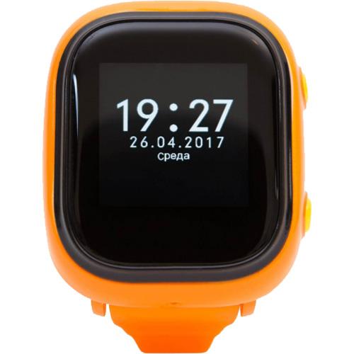 Умные часы-телефон Enjoy the Best (EnBe) Children Watch с функцией GPS-трекера оранжевыеУмные часы<br>Если вы заботитесь о безопасности детей и хотите всегда быть с ними на связи, часы Enjoy the Best станут для вас незаменимым помощником!<br><br>Цвет товара: Оранжевый<br>Материал: Силикон, пластик