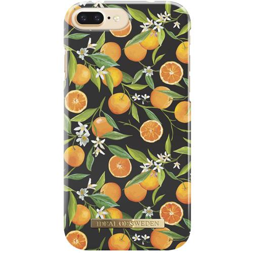 Чехол iDeal of Sweden Fashion Case для iPhone 8 Plus/7 Plus/6 Plus (Tropical Fall)Чехлы для iPhone 6/6s Plus<br>Чехол iDeal of Sweden Fashion Case станет истинным украшением самого лучшего смартфона!<br><br>Цвет товара: Разноцветный<br>Материал: Пластик, замша