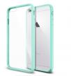 Чехол Spigen Ultra Hybrid для iPhone 6 Plus (5,5) мятный (SGP11052)Чехлы для iPhone 6/6s Plus<br>Spigen Ultra Hybrid способен защитить смартфон от серьёзных повреждений при падениях.<br><br>Цвет товара: Мятный<br>Материал: Поликарбонат, полиуретан